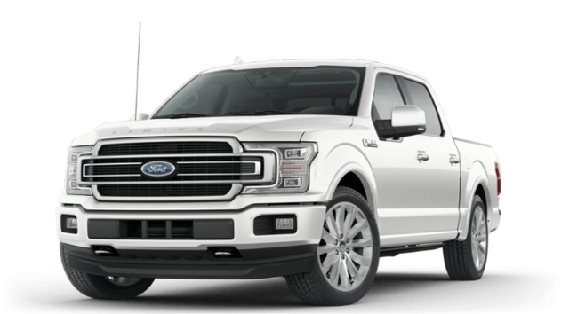 2018 Ford F-150 Limited Super Crew